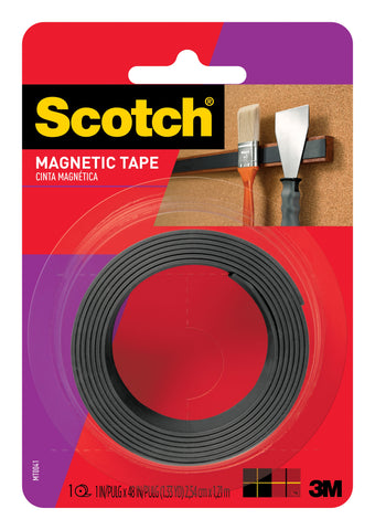 Scotch Repositionable Magnetic Tape