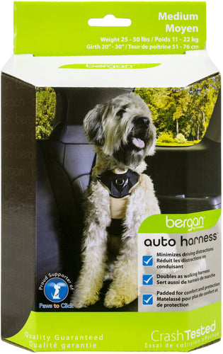 Bergan Auto Dog Harness Medium