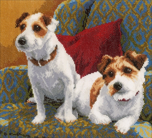 "LanArte Counted Cross Stitch Kit 11.2""X11.2"""