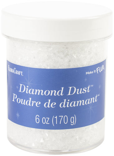 Diamond Dust(TM) Glitter 6oz