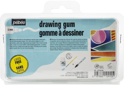 Drawing Gum Marker 4mm