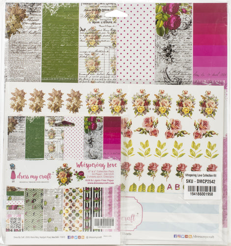 Dress My Crafts Collection Kit