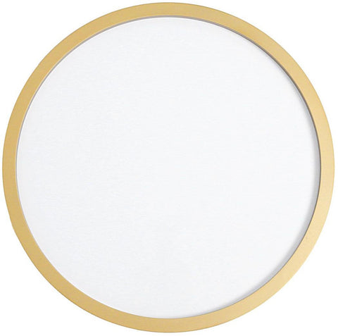 "Teresa Collins Dry Erase Magnet Board 20"" Round"