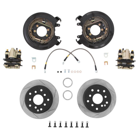 Jeep Disc Brake Kit Dana 35/44/Chrysler 8.25 G2 Axle and Gear