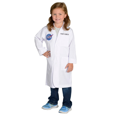 Rocket Scientist Lab Coat, Size 6/8