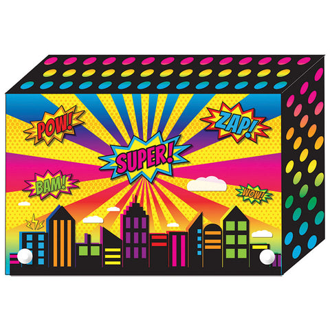 Super City Index Card Boxes 4X6In