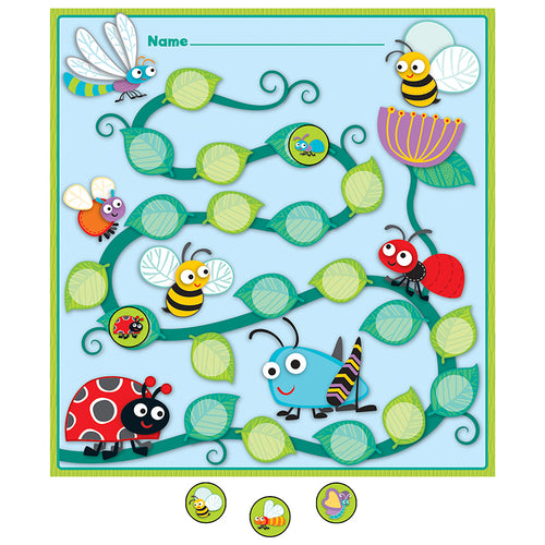 Buggy For Bugs Mini Incentive Charts