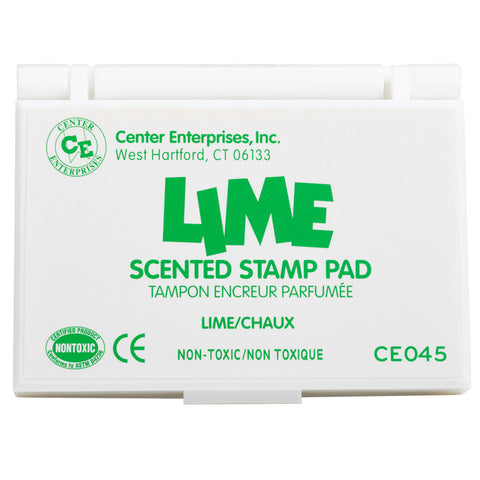 Scented Stamp Pad, Lime/Green