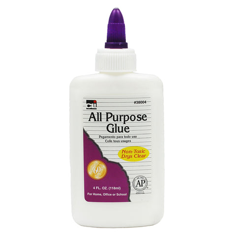 All Purpose Glue, 4 Oz.
