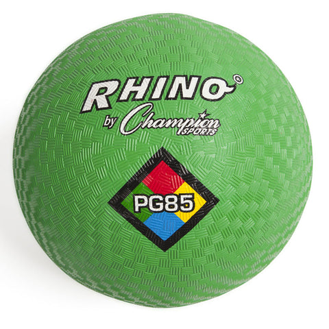 Playground Ball, 8-1/2, Green