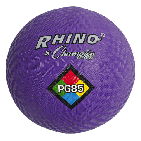 Playground Ball, 8-1/2, Purple