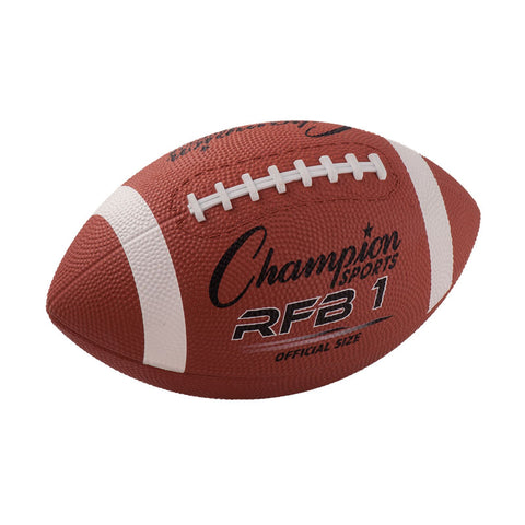 Rubber Football, Official Size