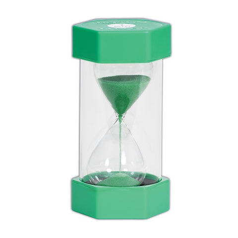 Sand Timer, 1 Minute, Green