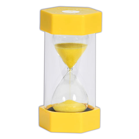 Sand Timer, 3 Minutes, Yellow