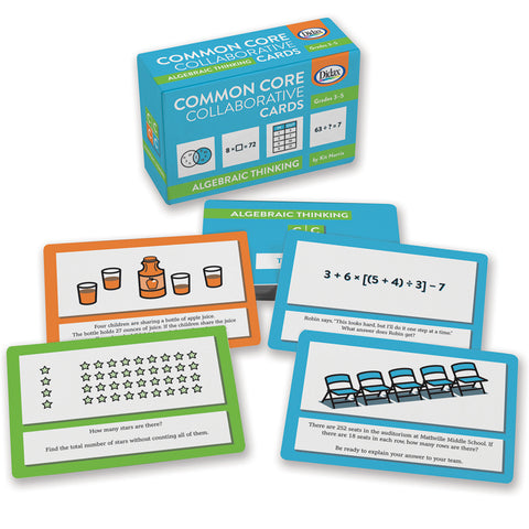 Algebra Common Core Collaborative By Didax