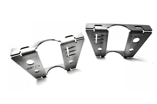Jeep JK Rear Rockstops Bracket Kit Only 07-18 Wrangler JK EVO Manufacturing
