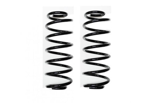 Jeep JL 2.5 Inch Rear Lift Plush Ride Springs 18-Present Wrangler JL Unlimited EVO Manufacturing