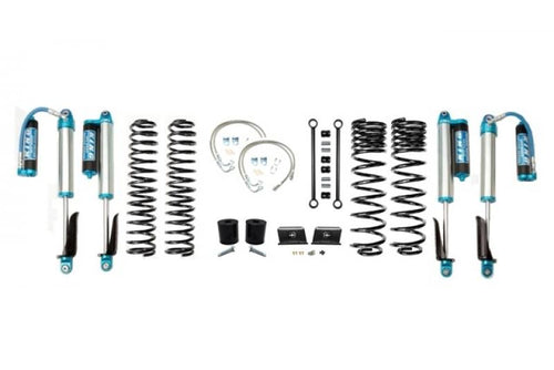 Jeep Gladiator JT Lift Kit 2020-Pres Gladiator 2.5 Inch Enforcer Lift Stage 1 w/ EVO SPEC 2.5 King Shocks EVO Mfg