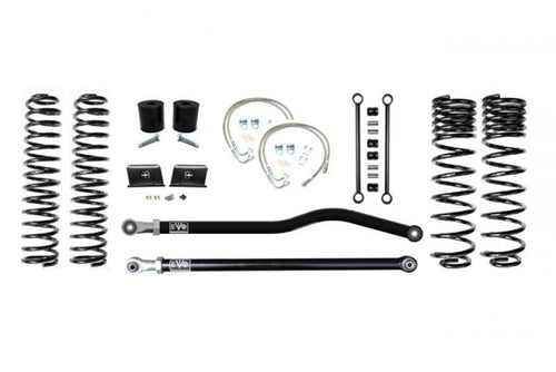 Jeep Gladiator JT 2.5 Inch Lift Kit 2020-Pres Gladiator Enforcer Lift Stage 1 Plus EVO Mfg