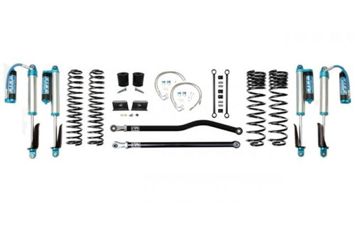 Jeep Gladiator JT 2.5 Inch Lift Kit 2020-Pres Gladiator Enforcer Lift Stage 1 Plus w/ EVO SPEC 2.5 King Shocks EVO Mfg