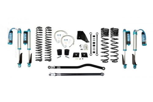 Jeep Gladiator JT 4.5 Inch Lift Kit 2020-Pres Gladiator Enforcer Lift Stage 1 Plus w/ EVO SPEC 2.5 King Shocks EVO Mfg