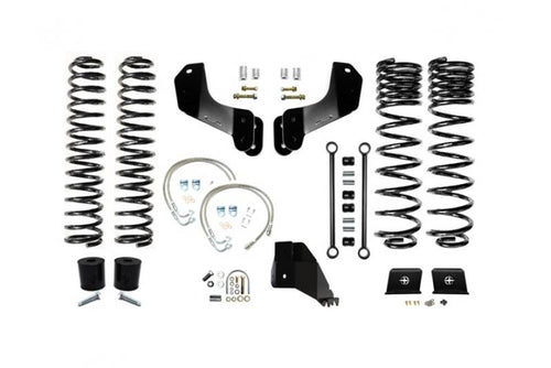 Jeep Gladiator JT 4.5 Inch Lift Kit 2020-Pres Gladiator Enforcer Overland Lift Stage 1 EVO Mfg