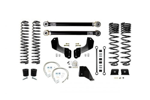 Jeep Gladiator JT 4.5 Inch Lift Kit 2020-Pres Gladiator Enforcer Overland Lift Stage 2 EVO Mfg