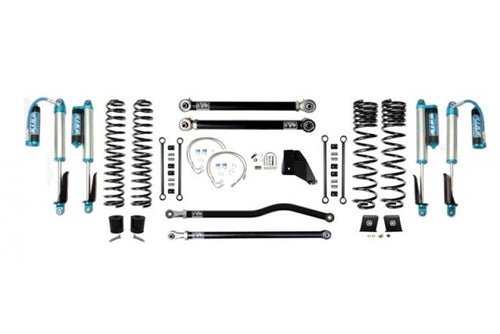 Jeep Gladiator JT 6.5 Inch Lift Kit 2020-Pres Gladiator Enforcer Lift Stage 2 Plus w/ EVO SPEC 2.5 King Shocks EVO Mfg
