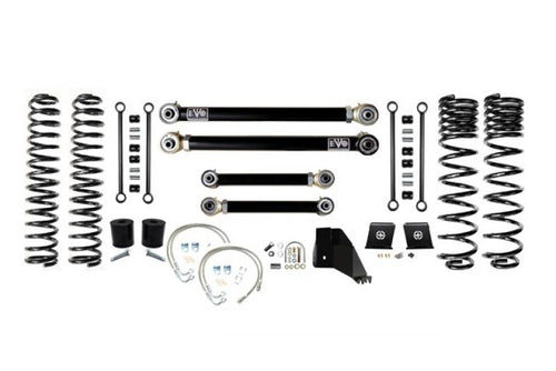 Jeep Gladiator JT 6.5 Inch Lift Kit 2020-Pres Gladiator Enforcer Lift Stage 3 EVO Mfg