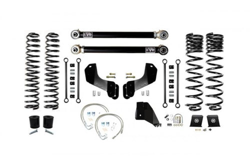 Jeep Gladiator JT 6.5 Inch Lift Kit 2020-Pres Gladiator Enforcer Overland Lift Stage 2 EVO Mfg