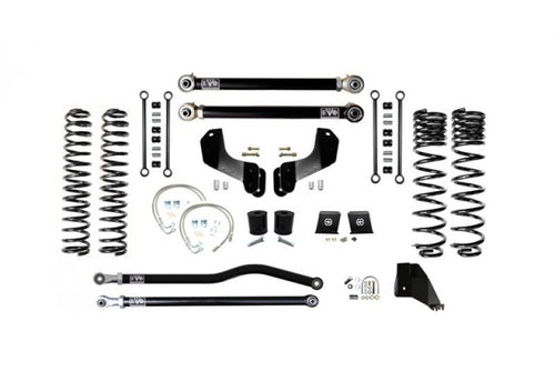 Jeep Gladiator JT 6.5 Inch Lift Kit 2020-Pres Gladiator Enforcer Overland Lift Stage 2 Plus EVO Mfg