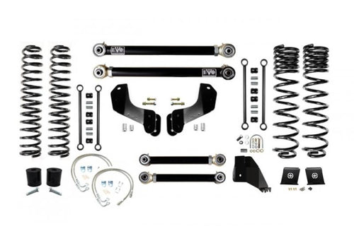 Jeep Gladiator JT 6.5 Inch Lift Kit 2020-Pres Gladiator Enforcer Overland Lift Stage 3 EVO Mfg