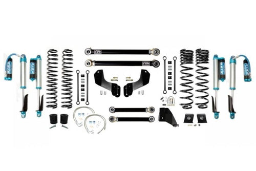 Jeep Gladiator JT 6.5 Inch Lift Kit 2020-Pres Gladiator Enforcer Overland Lift Stage 3 w/ EVO SPEC 2.5 King Shocks EVO Mfg