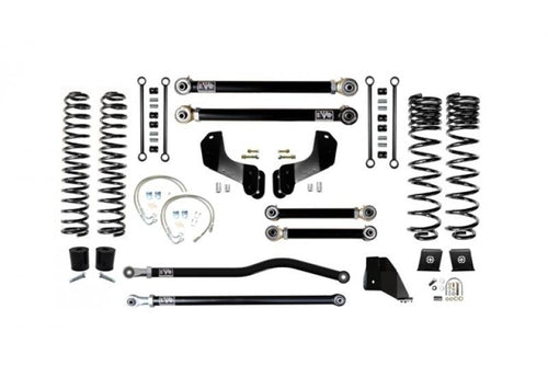 Jeep Gladiator JT 6.5 Inch Lift Kit 2020-Pres Gladiator Enforcer Overland Lift Stage 3 Plus EVO Mfg