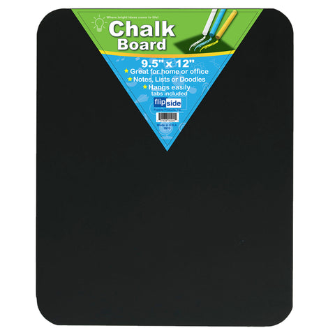 Chalk Board 9.5X12 Black