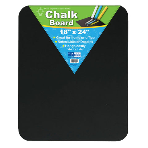 Chalk Board 18X24 Black