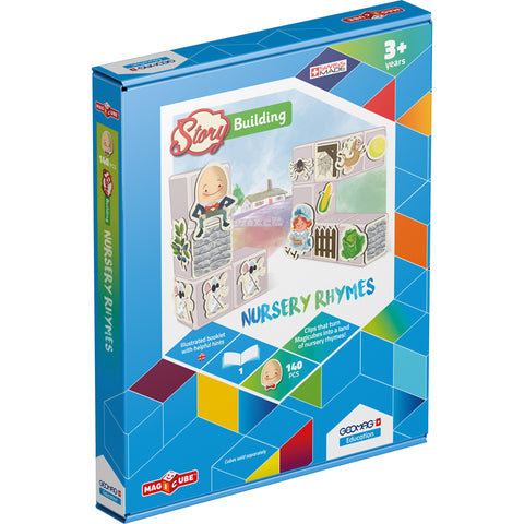 "Magicube""¢ Story Building -Nursery Rhymes On The Farm"