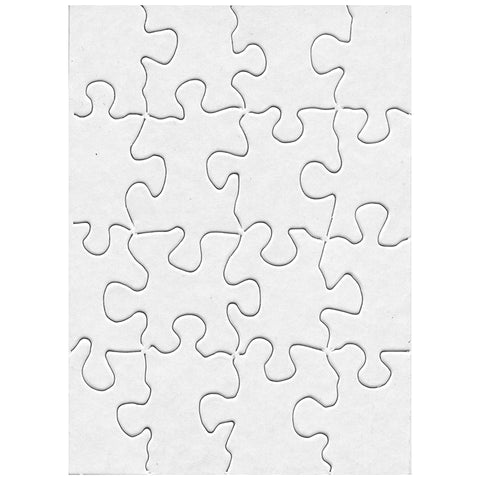 Compoz A Puzzle 4X5.5In Rect 16Pc