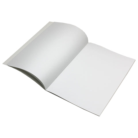 Rectangle Blank Book For Young Authors