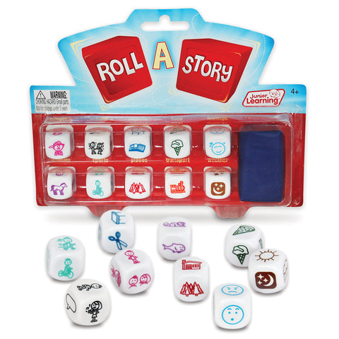 Roll A Story Game