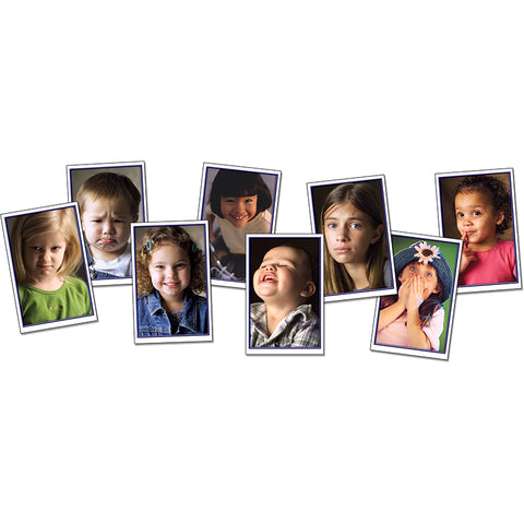 Emotions Photographic Learning Cards