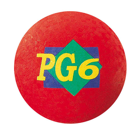 Playground Ball, 6 Diameter