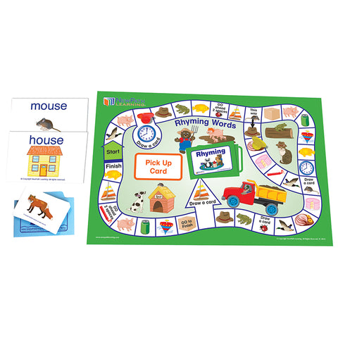 Rhyming Words Early Childhood Learning Center, Grades K-1