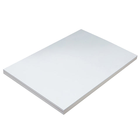 Lightweight Tagboard, White, 12 X 18, 100 Sheets