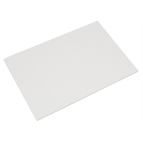Art Street Fingerpaint Paper, White, 16 X 22, 100 Sheets