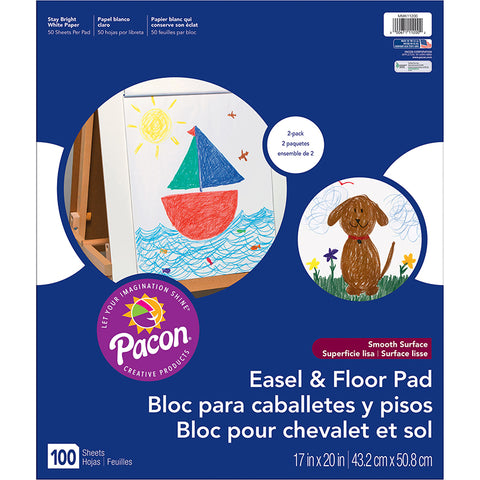 Easel Pad 2 Pack