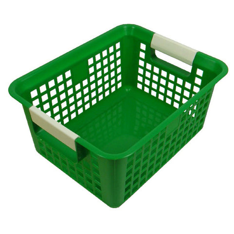 Green Book Basket By Romanoff Products