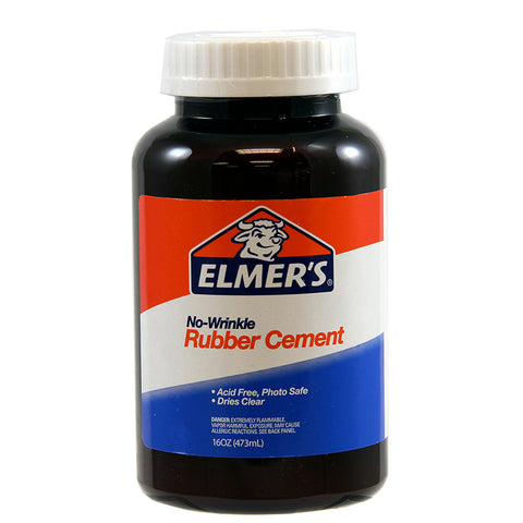 Elmer™S Rubber Cement, 16 Oz