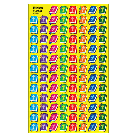 Supershapes Stickers Bibles