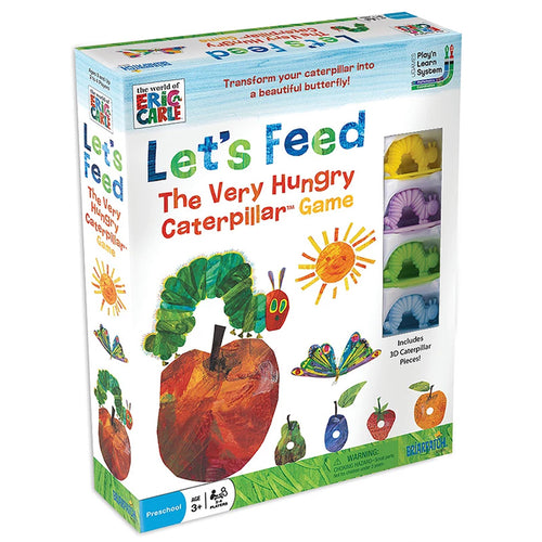 "Let'S Feed The Very Hungry Caterpillar""¢ Game"